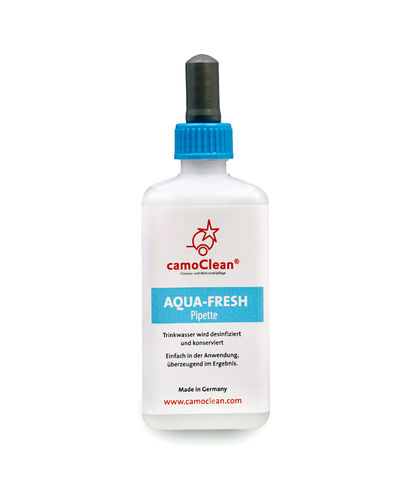 AQUA - FRES Pipette drinking water disinfection 100 ml